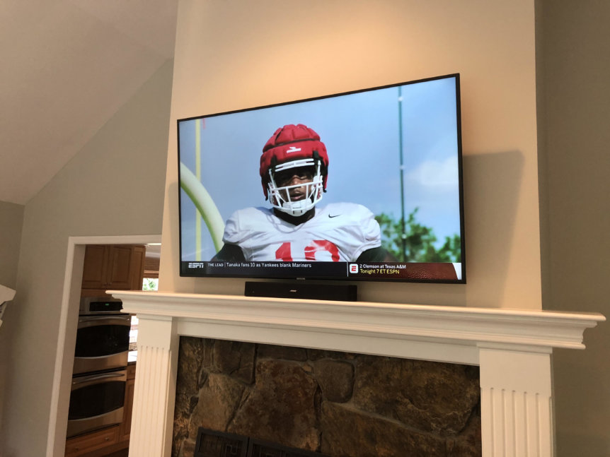 TV Mounting 5 Things To Consider 1