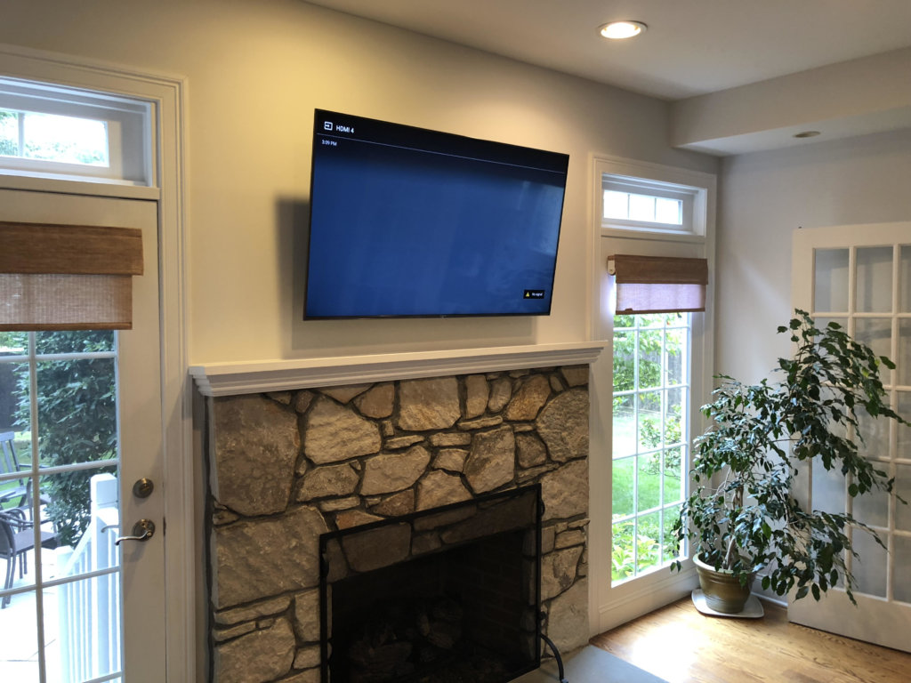 TV Mounting 5 Things To Consider 3